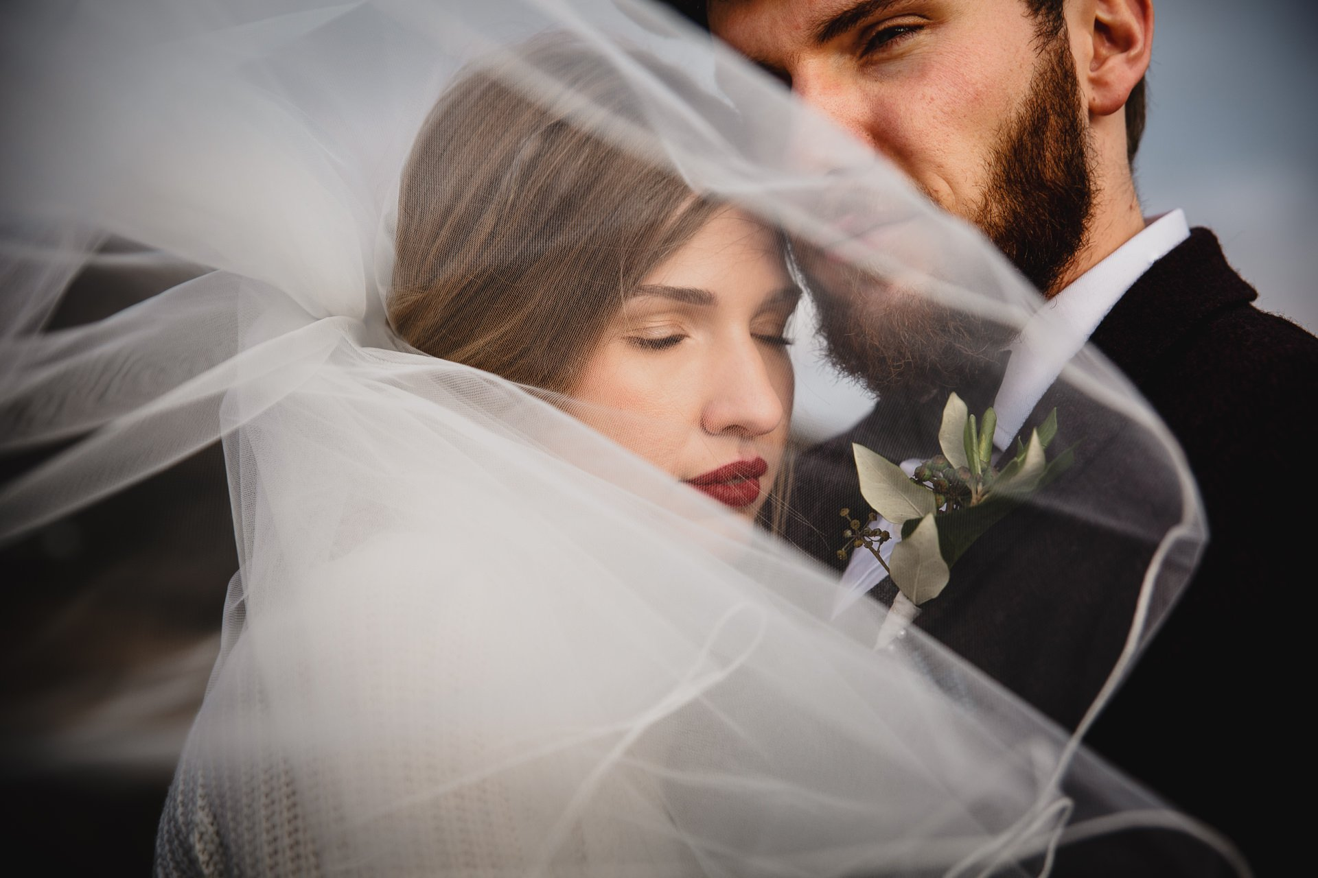 Jude & Mick // Mess the Dress Post Wedding Shoot